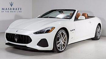 2018 Maserati GranTurismo for sale 100925713