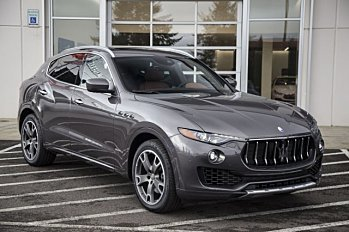 2018 Maserati Levante for sale 100996061
