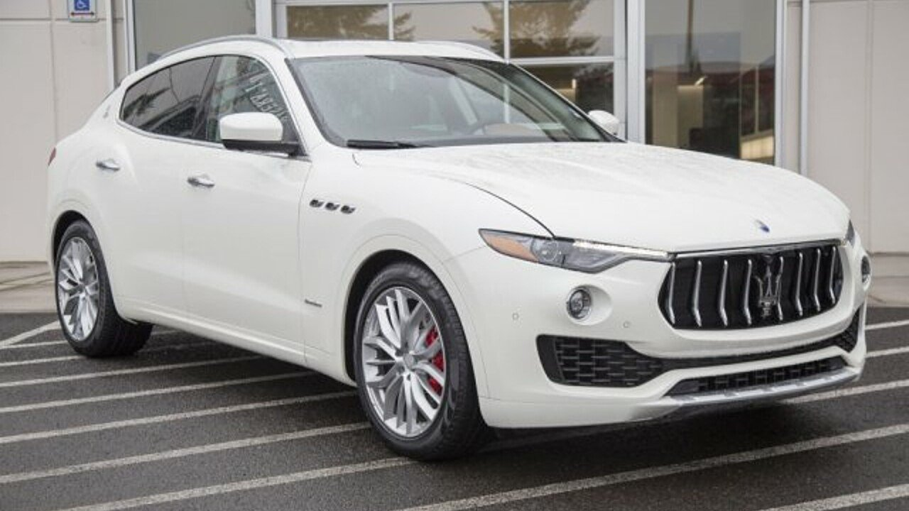 2018 Maserati Levante for sale 100996073