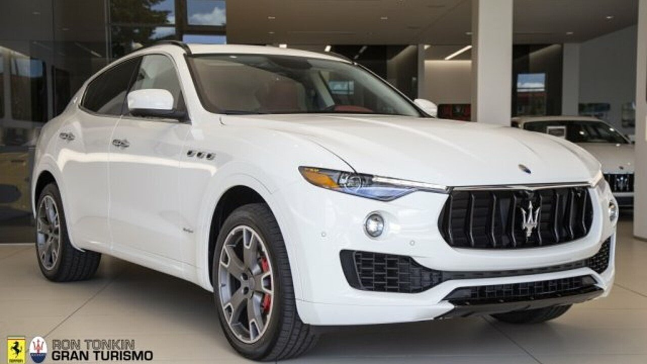 2018 Maserati Levante for sale 100996104