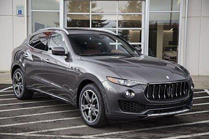 2018 Maserati Levante for sale 100996061