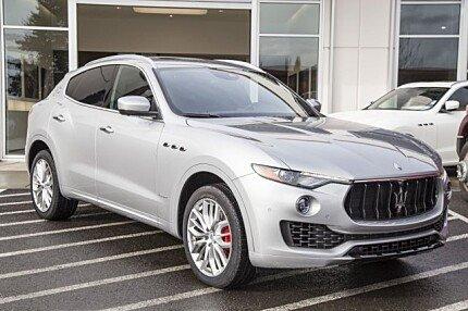 2018 Maserati Levante for sale 100996068