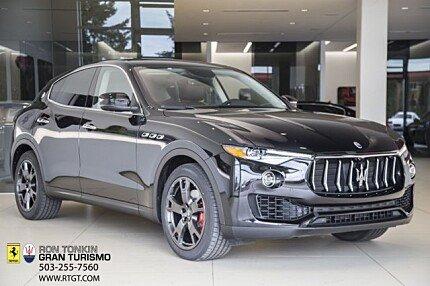2018 Maserati Levante for sale 100996078