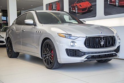 2018 Maserati Levante for sale 100999670