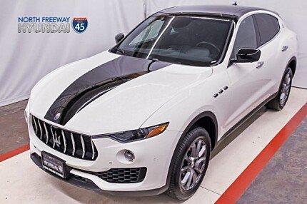2018 Maserati Levante for sale 101005267