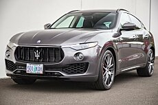 2018 Maserati Levante for sale 101033304