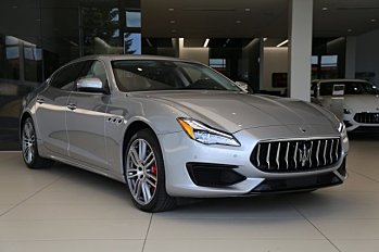 2018 Maserati Quattroporte for sale 100996097