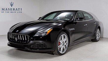 2018 Maserati Quattroporte S Q4 for sale 100914632