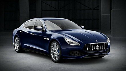 2018 Maserati Quattroporte S Q4 for sale 100914639