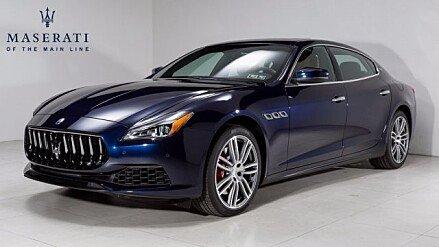 2018 Maserati Quattroporte S Q4 for sale 100915346