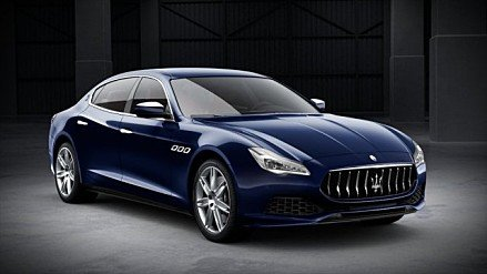 2018 Maserati Quattroporte S Q4 for sale 100915346