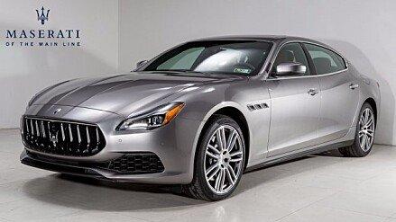 2018 Maserati Quattroporte S Q4 for sale 100922997