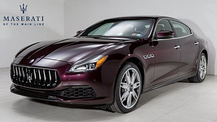 2018 Maserati Quattroporte S Q4 for sale 100940697