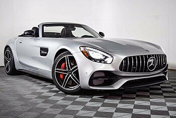 2018 Mercedes-Benz AMG GT C Roadster for sale 100927935