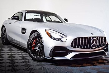 2018 Mercedes-Benz AMG GT S Coupe for sale 100928789