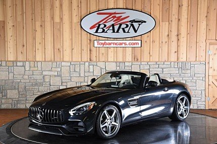2018 Mercedes-Benz AMG GT Roadster for sale 101003993