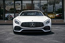2018 Mercedes-Benz AMG GT C Roadster for sale 101017636