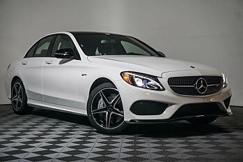 2018 Mercedes-Benz C43 AMG 4MATIC Sedan for sale 100900151