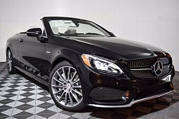 2018 Mercedes-Benz C43 AMG 4MATIC Cabriolet for sale 100915128
