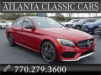 2018 Mercedes-Benz C43 AMG 4MATIC Sedan for sale 100954385