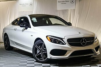 2018 Mercedes-Benz C43 AMG 4MATIC Coupe for sale 101000460