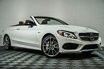 2018 Mercedes-Benz C43 AMG 4MATIC Cabriolet for sale 100955680