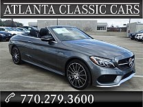 2018 Mercedes-Benz C43 AMG 4MATIC Cabriolet for sale 100956862