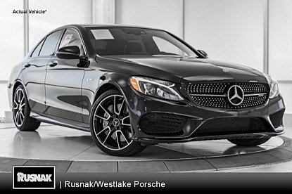 2018 Mercedes-Benz C43 AMG 4MATIC Sedan for sale 100992522