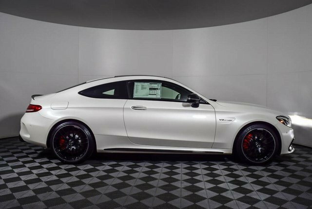 2018 Mercedes Benz C63 Amg S Coupe For Sale Near Atlanta
