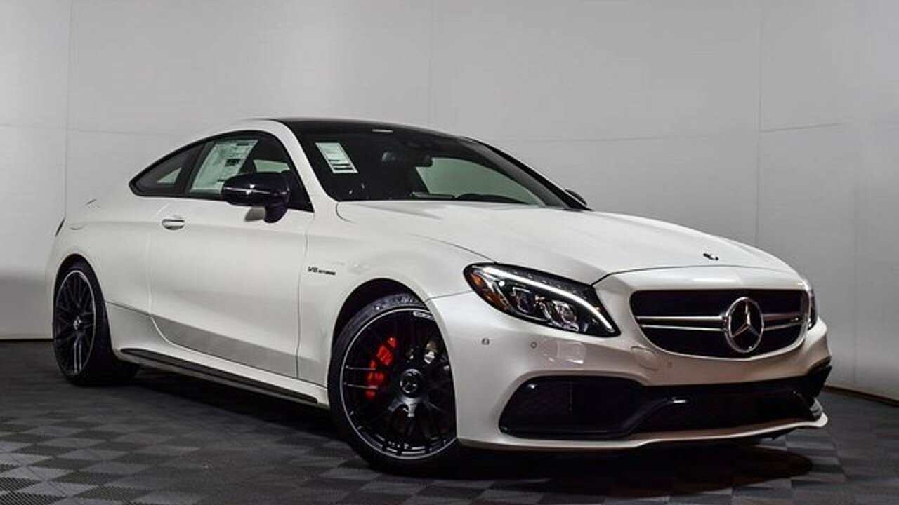 2018 mercedes benz c63 amg s coupe for sale near atlanta. Black Bedroom Furniture Sets. Home Design Ideas