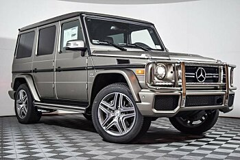2018 Mercedes-Benz G63 AMG for sale 100957058