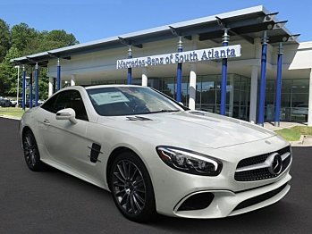 2018 Mercedes-Benz SL550 for sale 100908383