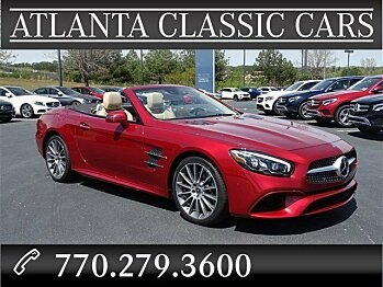 2018 Mercedes-Benz SL550 for sale 100968484