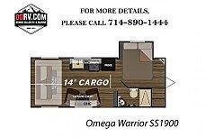 2018 Omega Warrior for sale 300140233