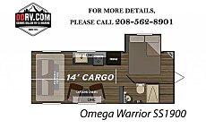 2018 Omega Warrior for sale 300140427
