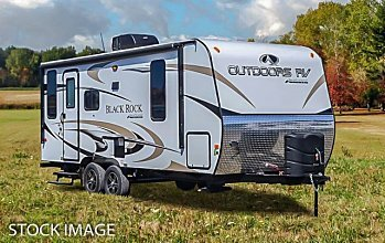 2018 Outdoors RV Black Rock for sale 300142100
