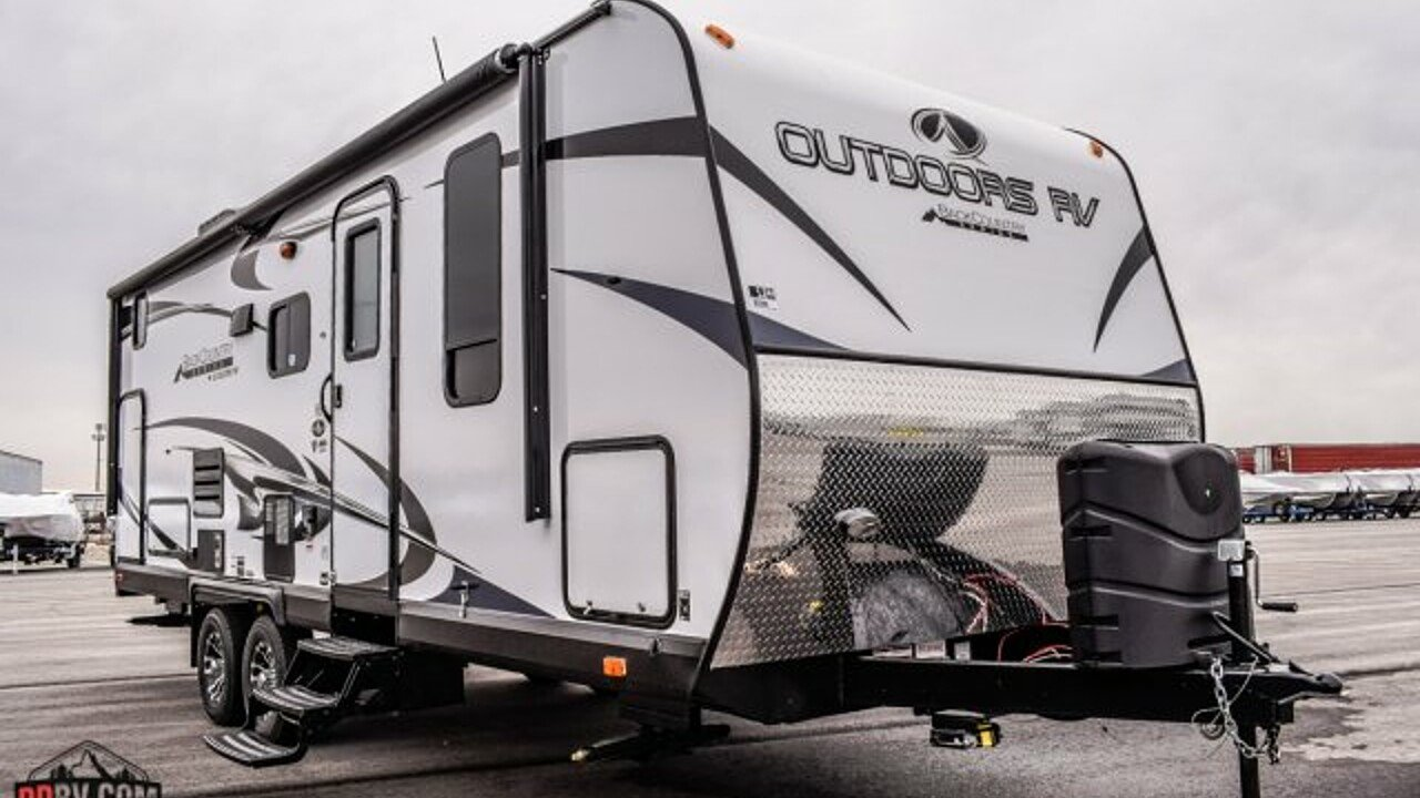 2018 Outdoors RV Black Rock for sale 300153865