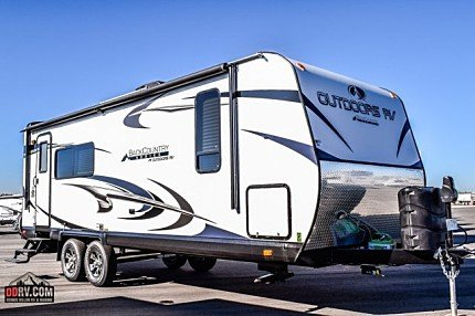 2018 Outdoors RV Black Rock for sale 300147358