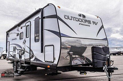 2018 Outdoors RV Black Rock for sale 300153866