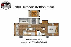 2018 Outdoors RV Black Stone for sale 300148775