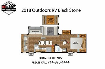 2018 Outdoors RV Timber Ridge for sale 300148775