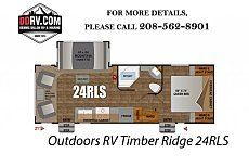 2018 Outdoors RV Timber Ridge for sale 300158794