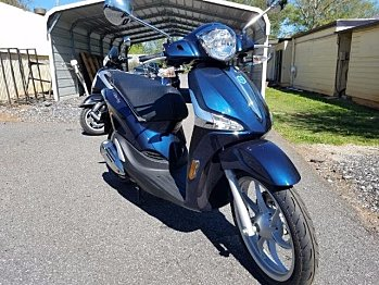 2018 Piaggio Liberty for sale 200445962