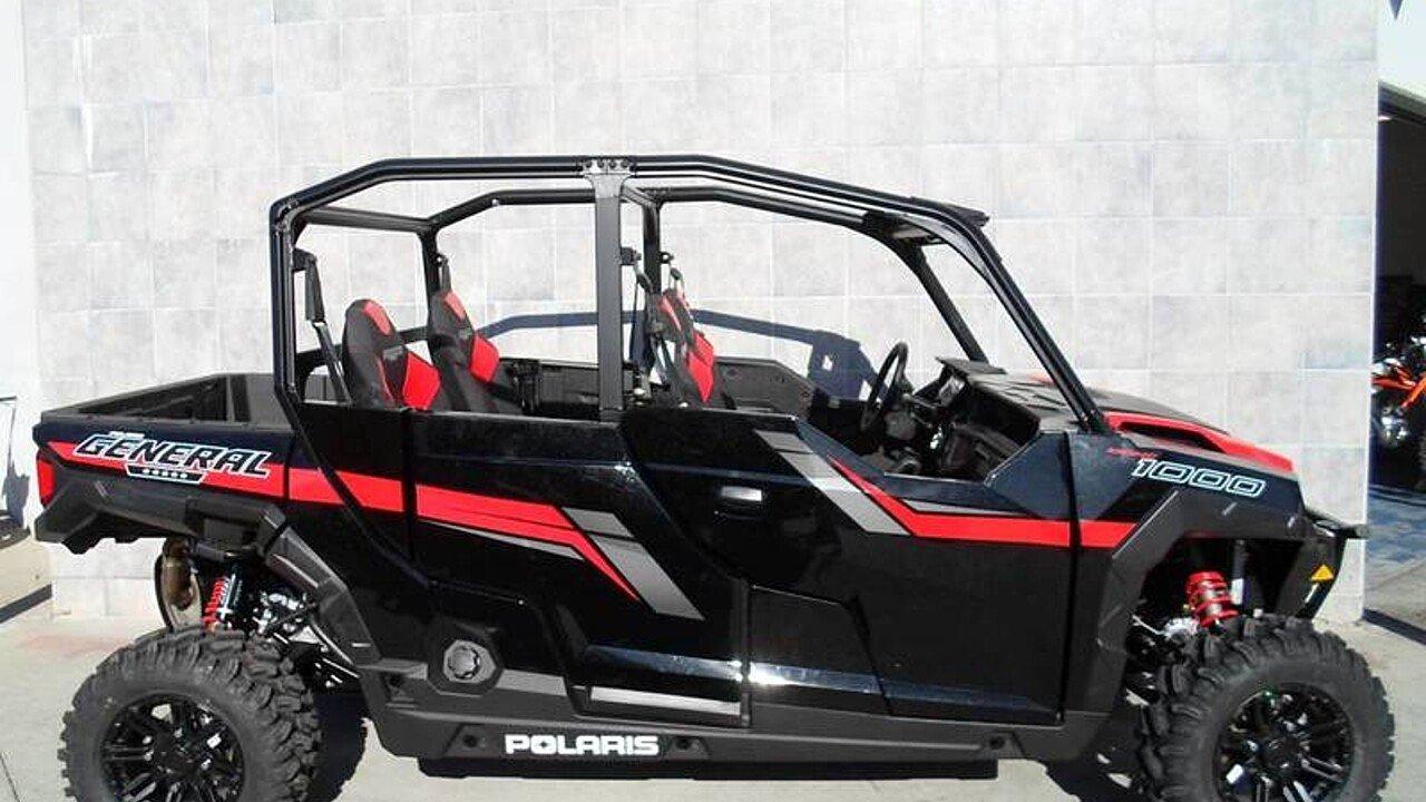2018 Polaris General for sale 200552528
