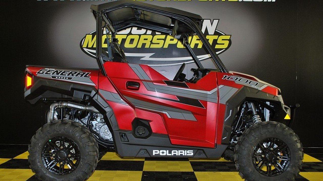 2018 Polaris General for sale 200563833