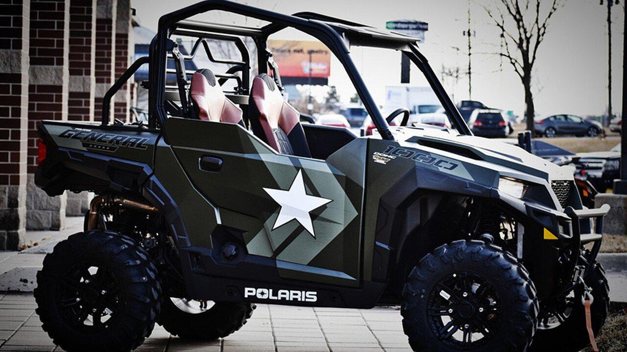 2018 Polaris General for sale 200569623