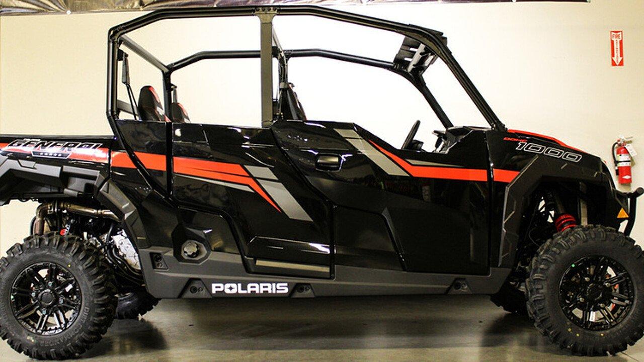 2018 Polaris General for sale 200580949
