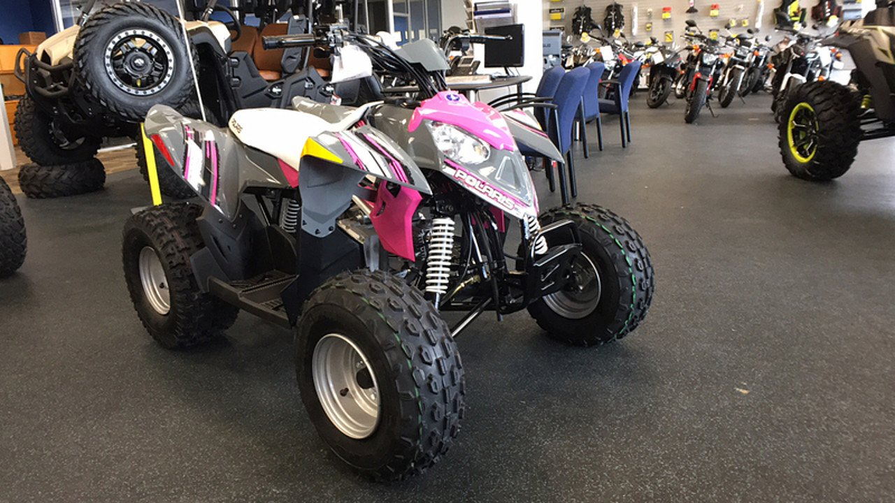 2018 Polaris Outlaw 110 for sale 200497101