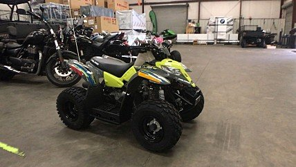 2018 Polaris Outlaw 50 for sale 200509606