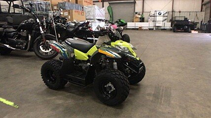 2018 Polaris Outlaw 50 for sale 200509609
